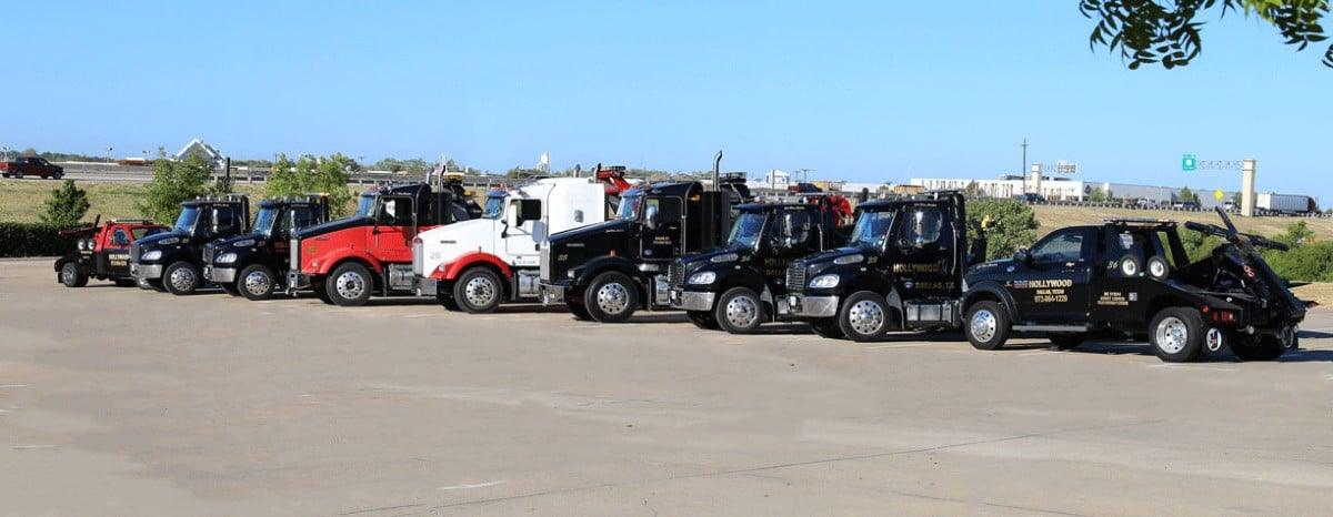 Tractor Trailer Towing Equipment : Tow truck equipment hollywood towing your texas company