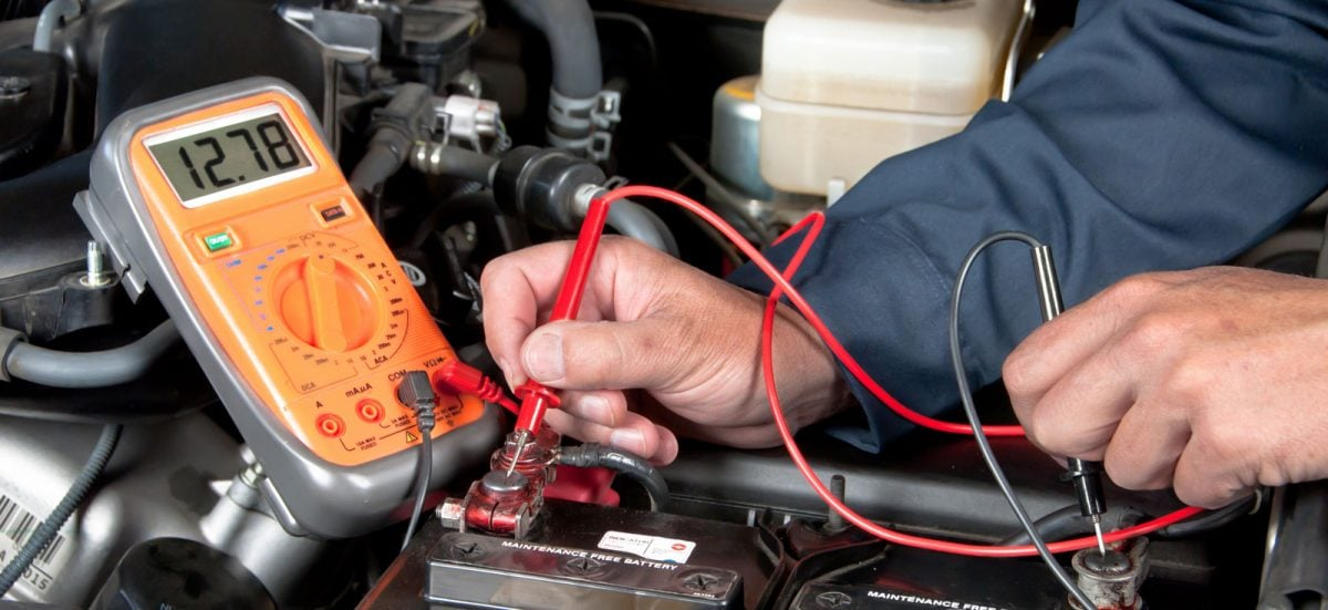 HOW TO JUMP START A BATTERY SAFELY