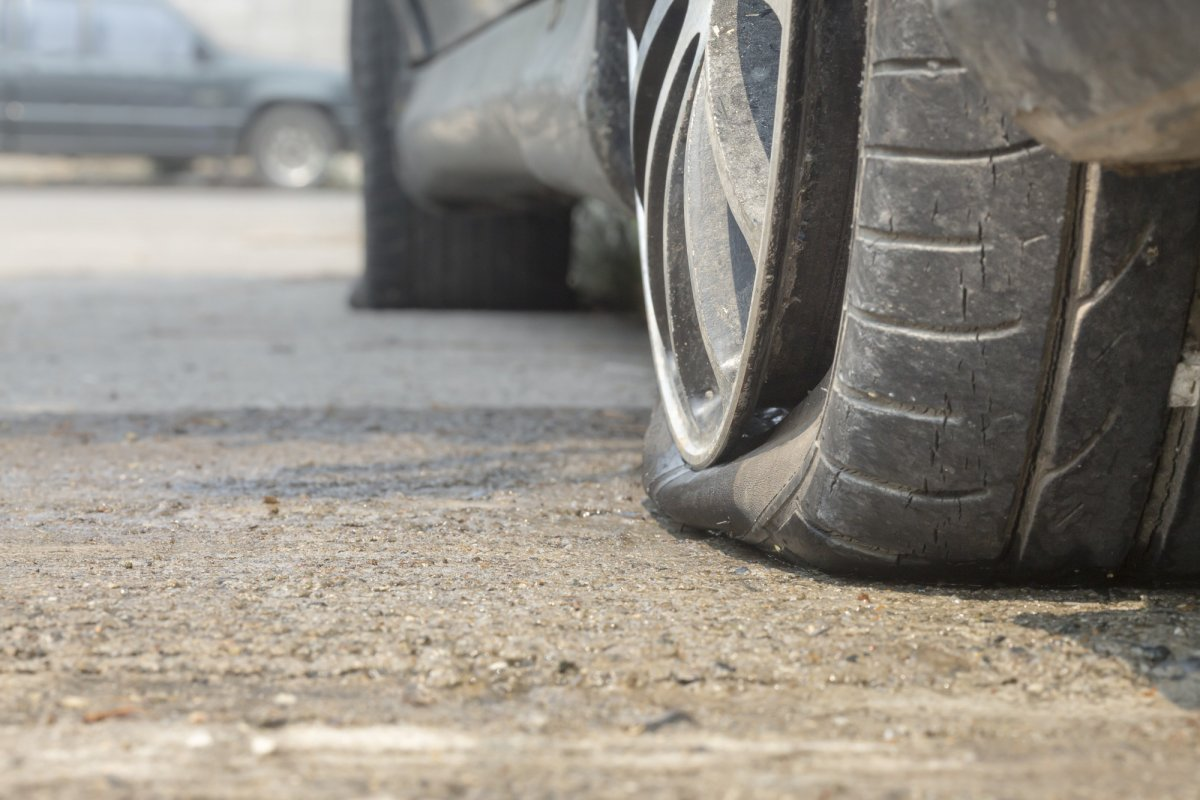 Flat Tire? Here's What to Do Next